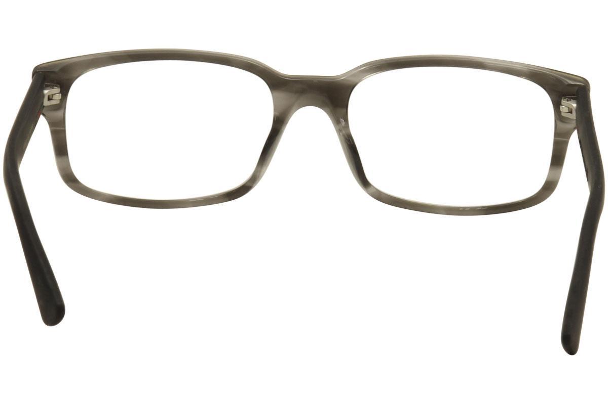 Gucci Men\'s Eyeglasses GG00120 GG/00120 Full Rim Optical Frame