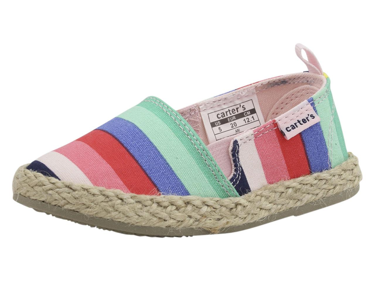 5f07cfc32d4 Carter s Toddler Little Girl s Ari Espadrilles Loafers Shoes