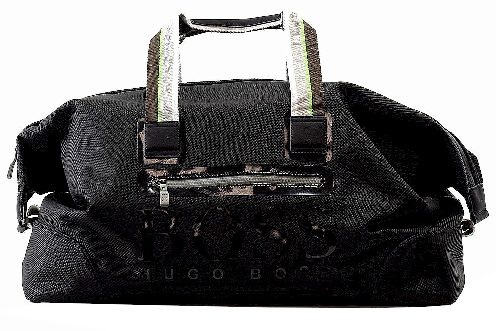 Hugo Boss Men s Vibes Weekender Duffle Bag