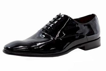 Hugo Boss Men's Mellio Tuxedo Fashion Leather Oxford Shoes  UPC: