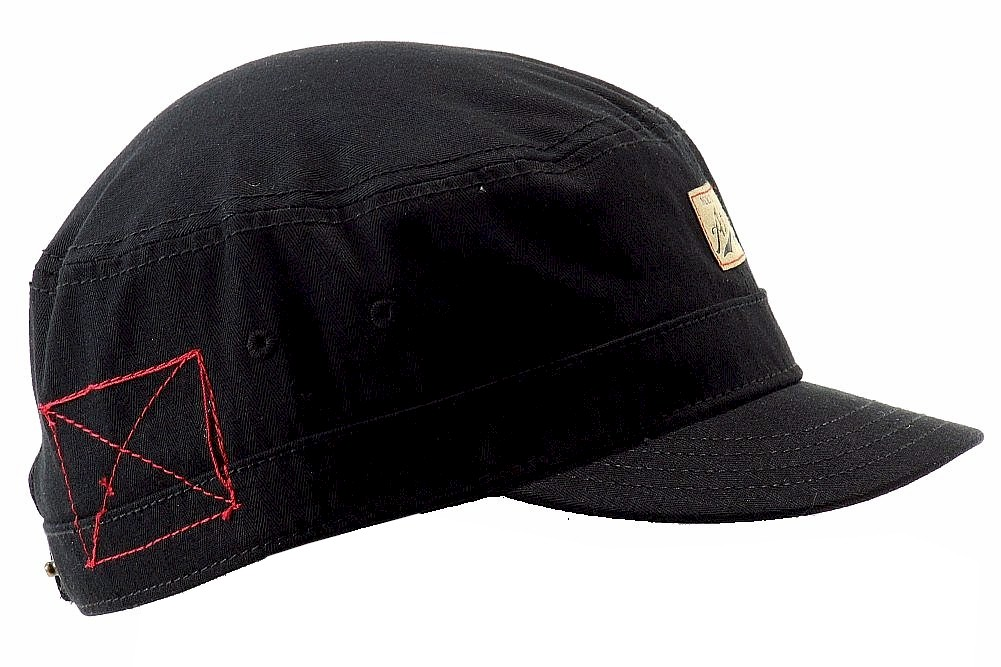 Kurtz Men s Jordan Military Cap Adjustable Cotton Hat by Kurtz 1a99dad550f