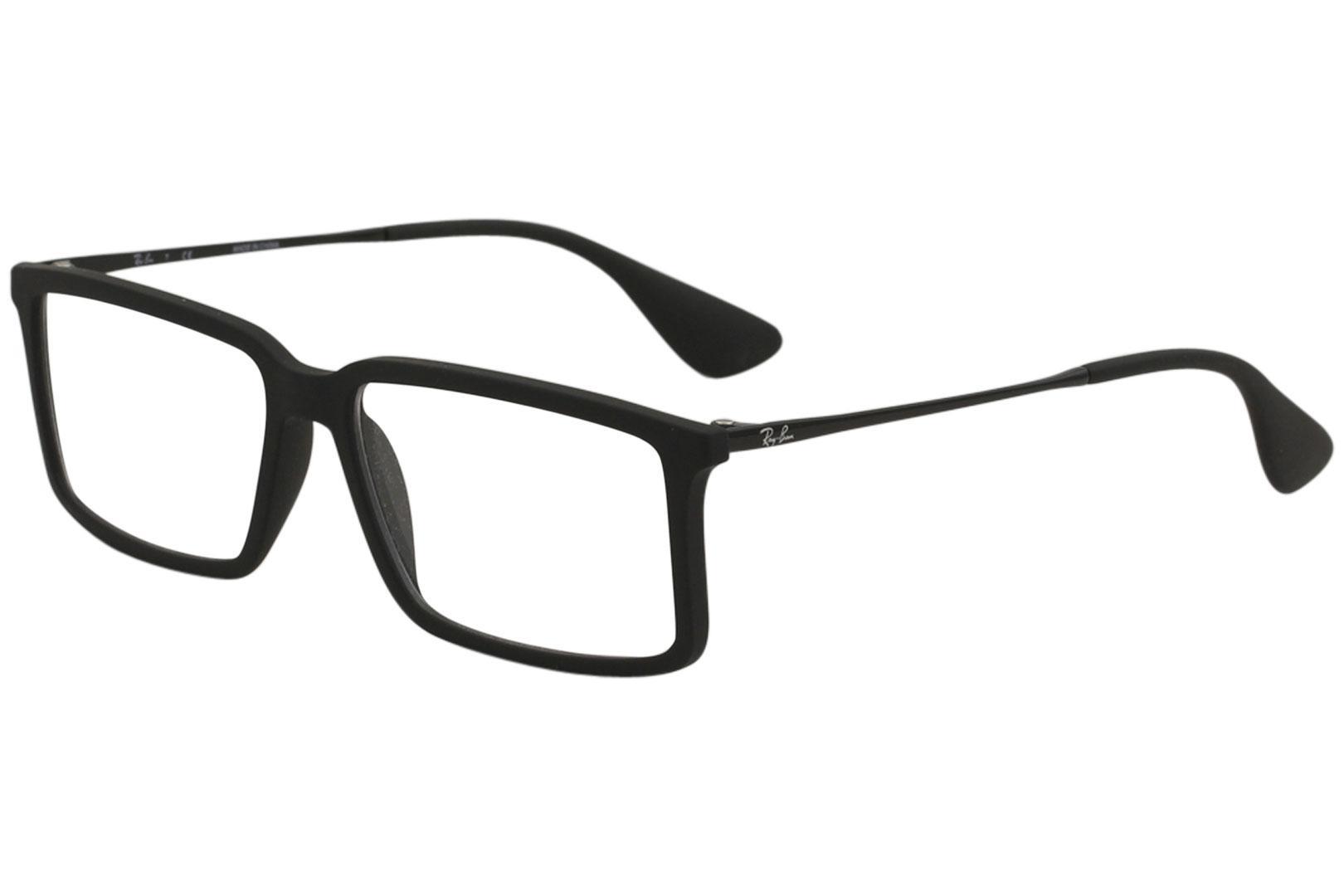 4bacd80382f Ray Ban Eyeglasses RX7043 RX 7043 RayBan 5364 Black Rubber Optical ...
