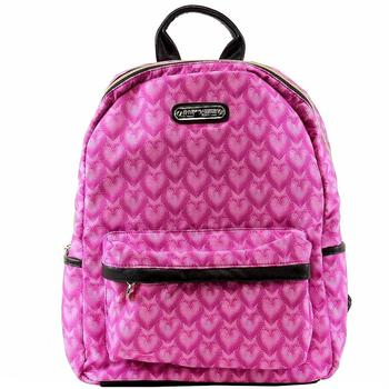 Betsey Johnson Nylon Backpack  UPC: