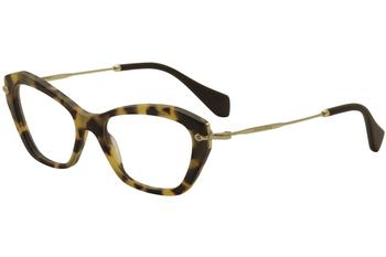 Miu Miu Women's MU04L MU/04L Full Rim Optical Frame  UPC: