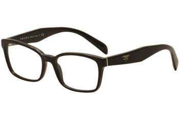 Prada Women's Eyeglasses VPR18T VPR/18/T Full Rim Optical Frames