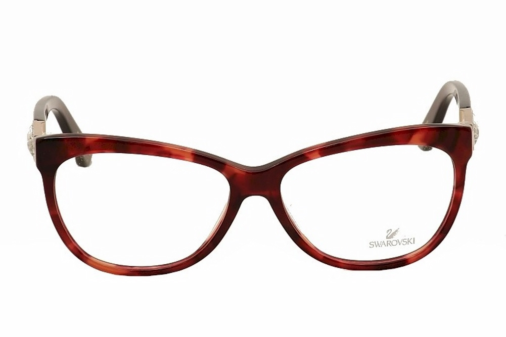 swarovski eyeglasses doris sw5091 sw5091 full rim optical frame health beautyvision careeyeglass frames