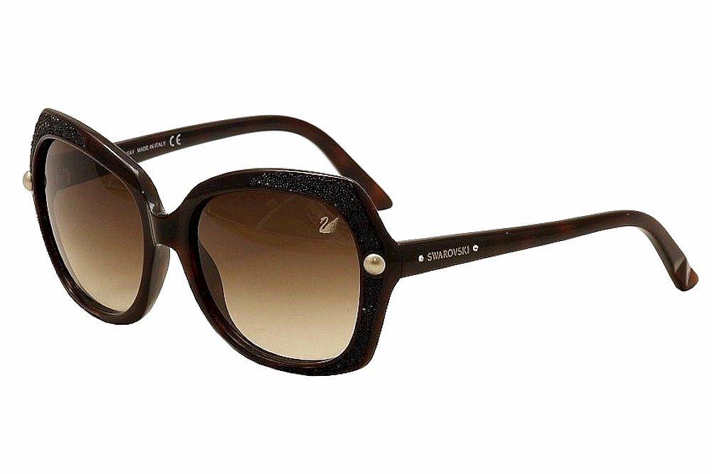 a42f3cd316 Daniel Swarovski Women s Delight SW62 SW 62 Fashion Sunglasses
