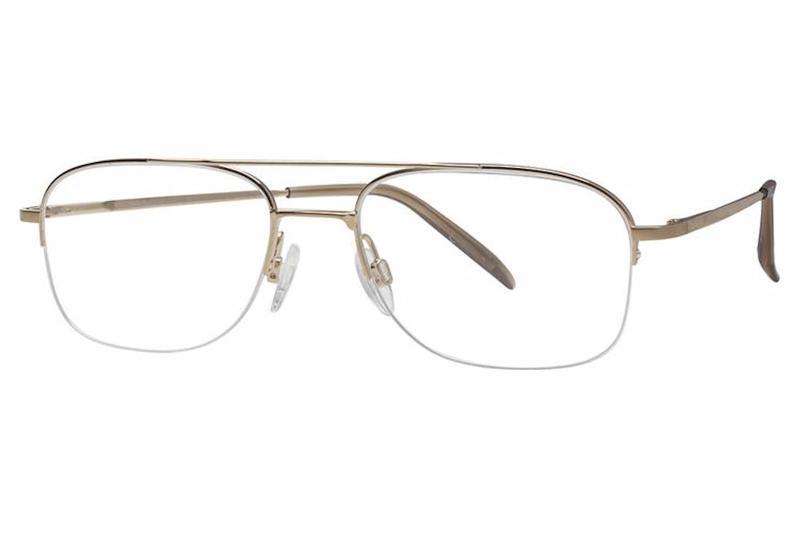 Charmant Men S Eyeglasses Ti8145a Ti 8145a Semi Rimless Optical Frame