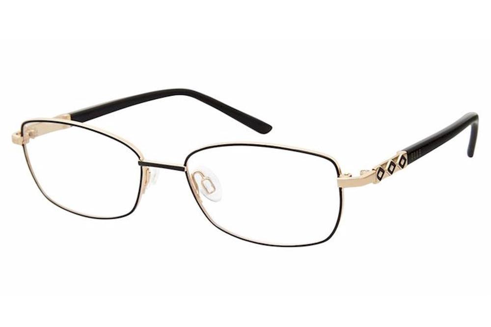 cc68521e78a Elle Women s Eyeglasses EL13446 EL 13446 Full Rim Optical Frame