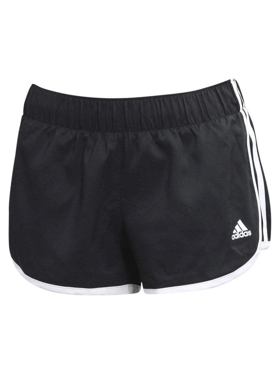 Adidas Women's M10 Woven Slim Fit Climalite Shorts