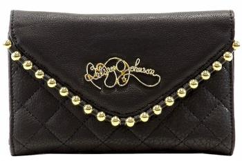 Betsey Johnson Women's Ball & Chain Clutch Handbag UPC: