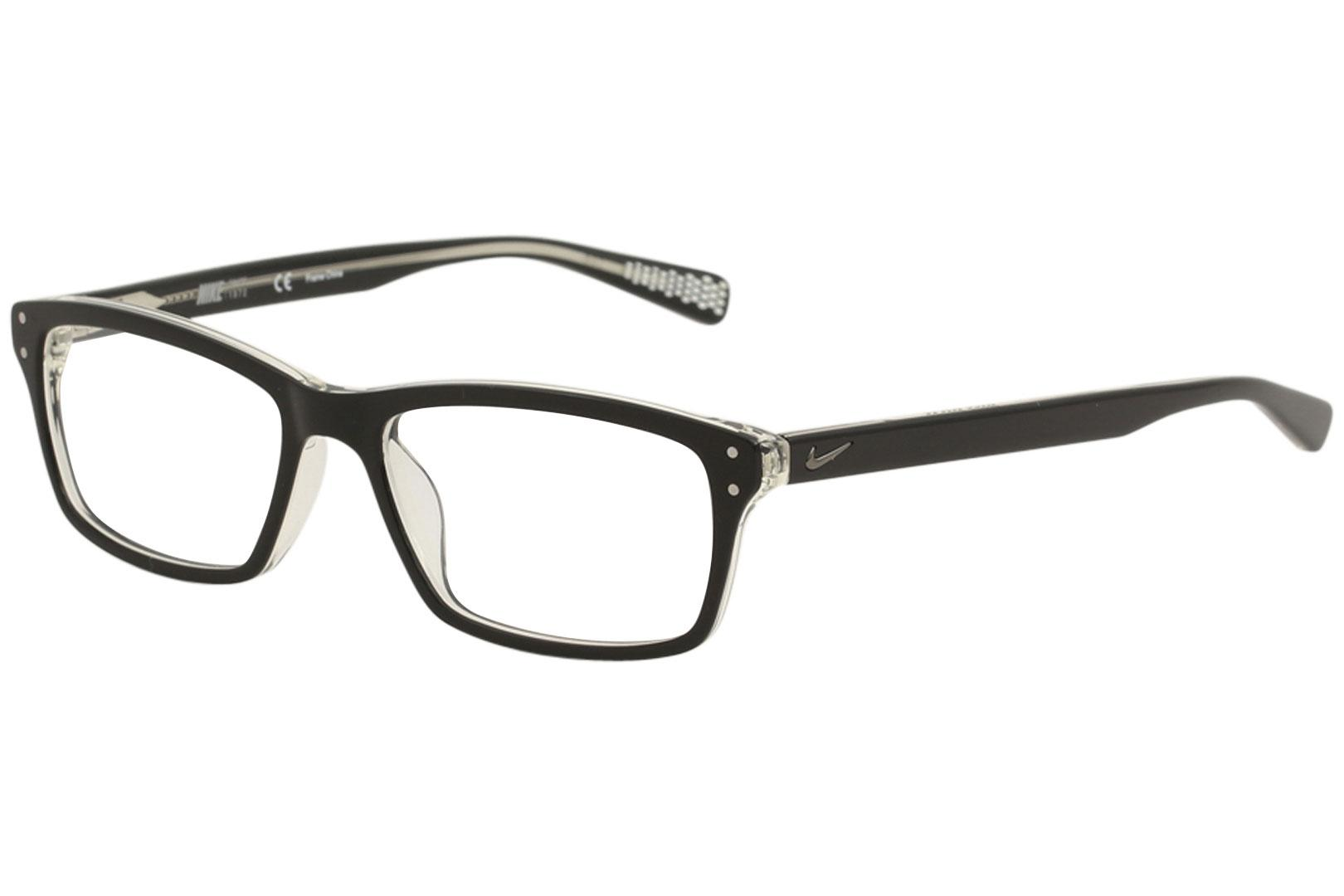 Nike Men\'s Eyeglasses 7242 Full Rim Optical Frame
