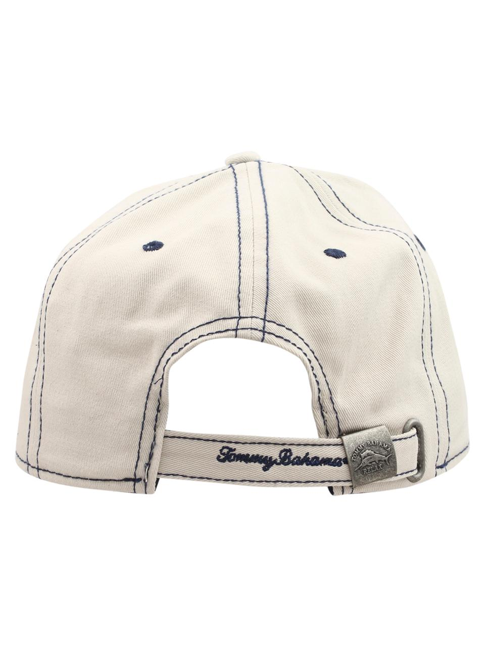 0f70f299e4098 Tommy Bahama Men s Strapback Baseball Cap Hat by Tommy Bahama. Touch to zoom