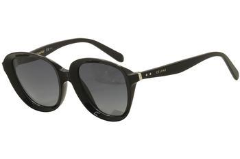 150c1e1d34c19 Celine Women s CL41448S CL 41448 S Oval Sunglasses by Celine