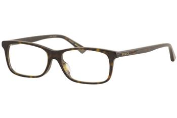 2c424425842 Gucci Men s Eyeglasses GG0408OA GG 0408 OA Full Rim Optical Frame
