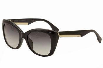 Fendi Women's 0019/S 0019S Cat Eye Sunglasses UPC: