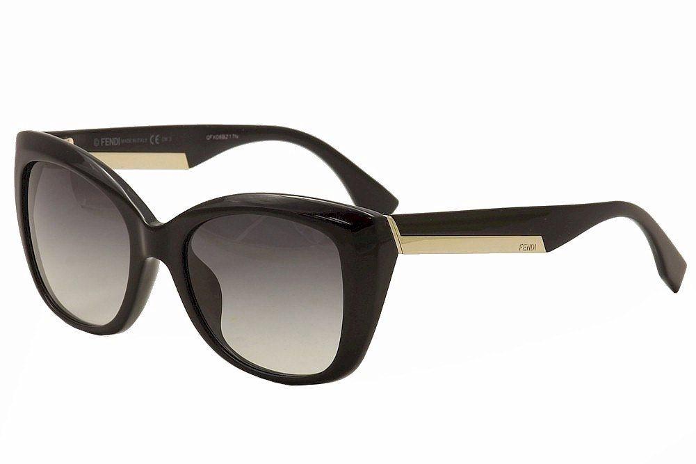 Fendi Women s 0019 S 0019S Cat Eye Sunglasses