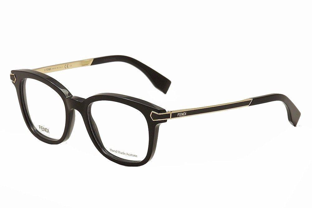 e5415b7ce8 Fendi Women s Eyeglasses FF0023 Full Rim Optical Frame
