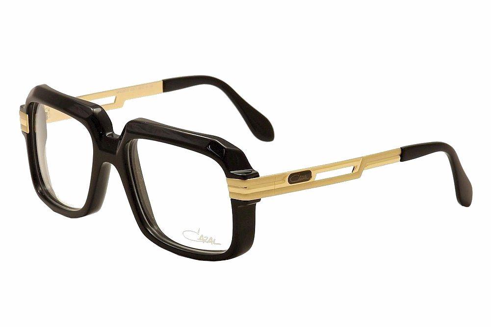 Cazal Eyeglasses 607 2 Full Rim Optical Frames
