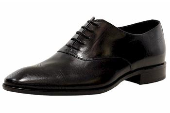 Hugo Boss Men's Cissio Leather Fashion Lace-Up Oxfords Shoes   UPC: