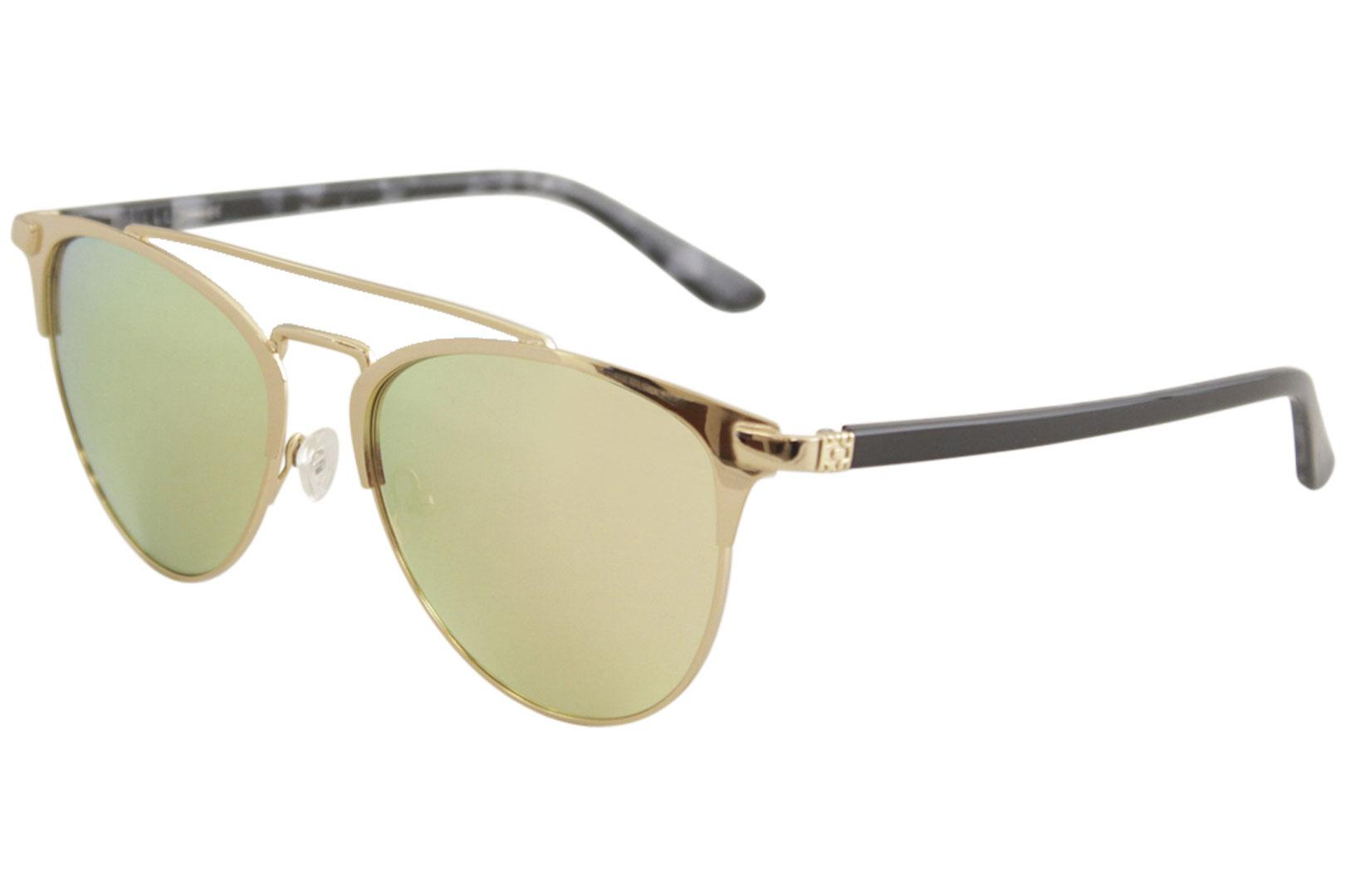 e19fa646c5ba5 Nicole Miller Women s Paisley Fashion Pilot Sunglasses