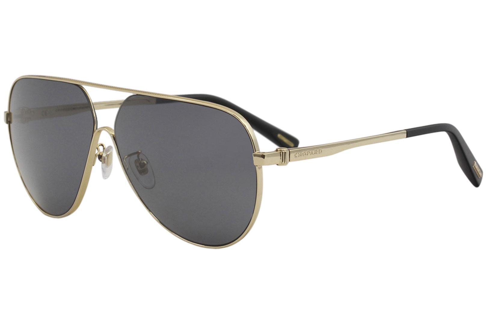 Chopard Schc30 Men's Polarized Pilot Sunglasses Fashion mnyw8ON0v