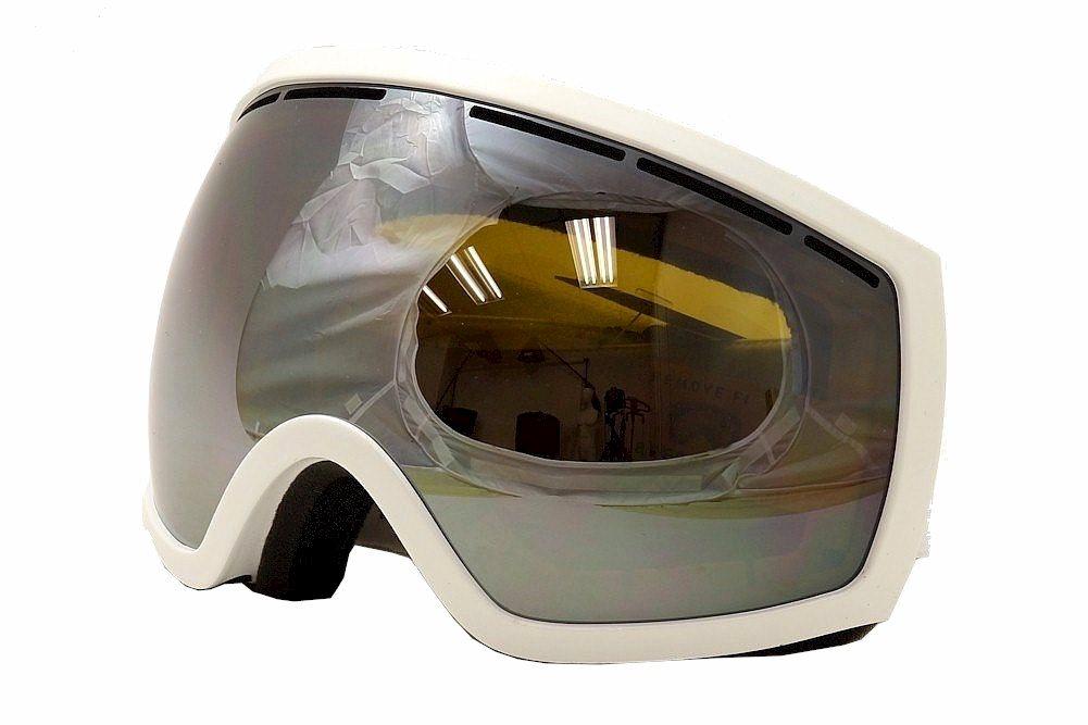 Image of Electric EG2 EG0513 EG/0513 Ergonomic Snow Goggles - White