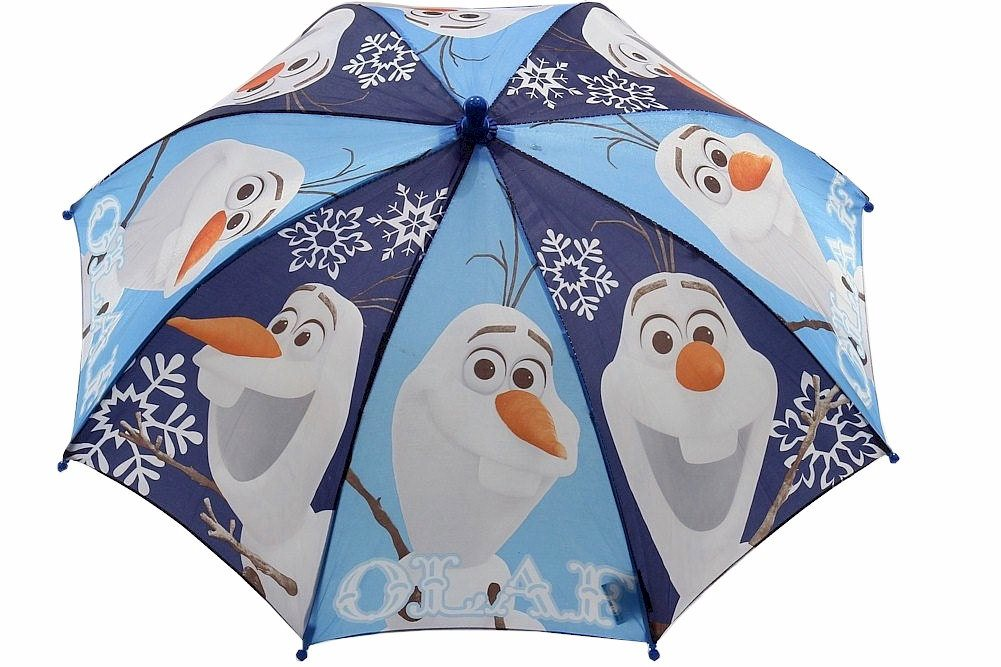 Disney Frozen Boy s Olaf 3D Handle Umbrella