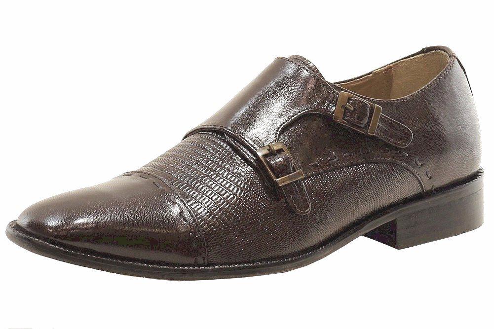 ca895e0b60f Giorgio Brutini Men s Jotham Leather Monk-Strap Loafers Shoes