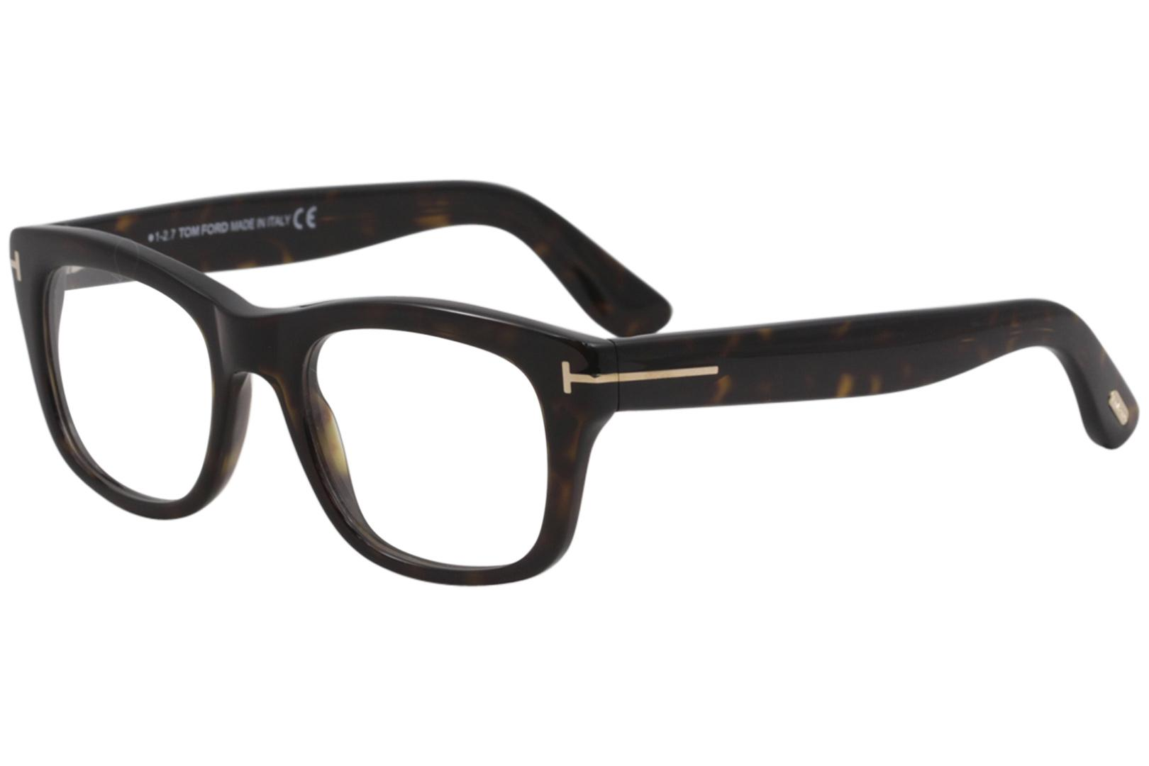 tom ford men's eyeglasses tf5472 tf/5472 full rim optical frame