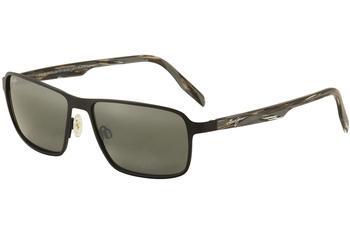 54fb5f1455 Maui Jim Men s Glass Beach MJ748 MJ 748 Polarized Fashion Sunglasses
