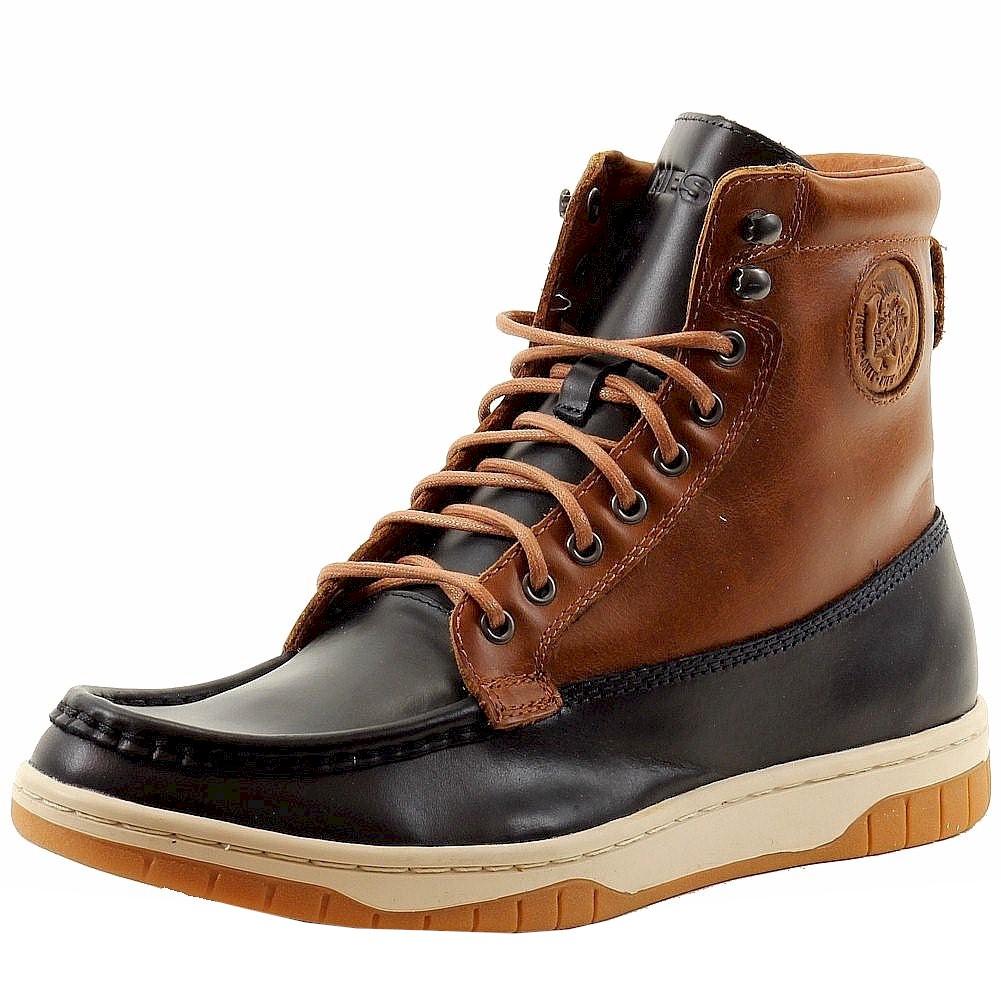 Diesel Men's Club Tatra Fashion Sneaker Boots Shoes