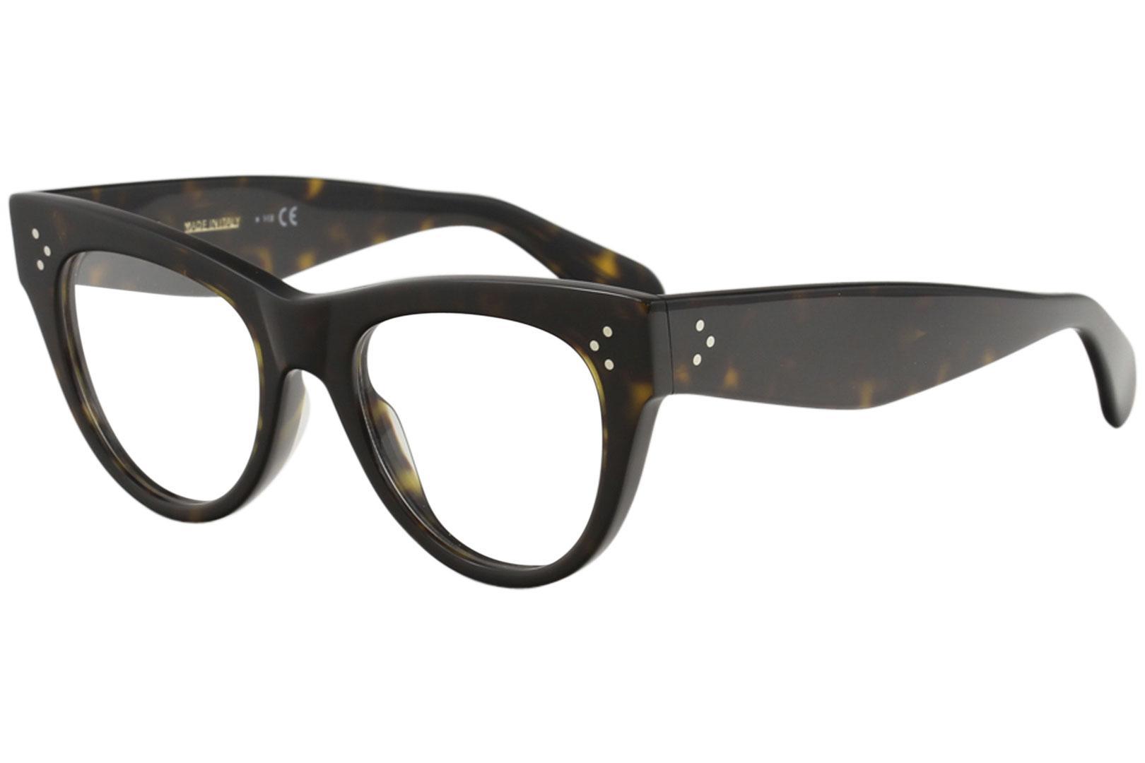 972cb6586bd Celine Womens Eyeglasses CL50003I CL   50003   I Full Rim Optical Frame