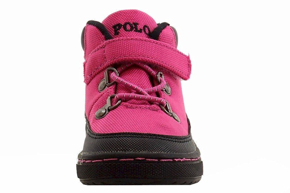 b25c31a5 Polo Ralph Lauren Toddler Girl's Logan Hiker Boots Shoes