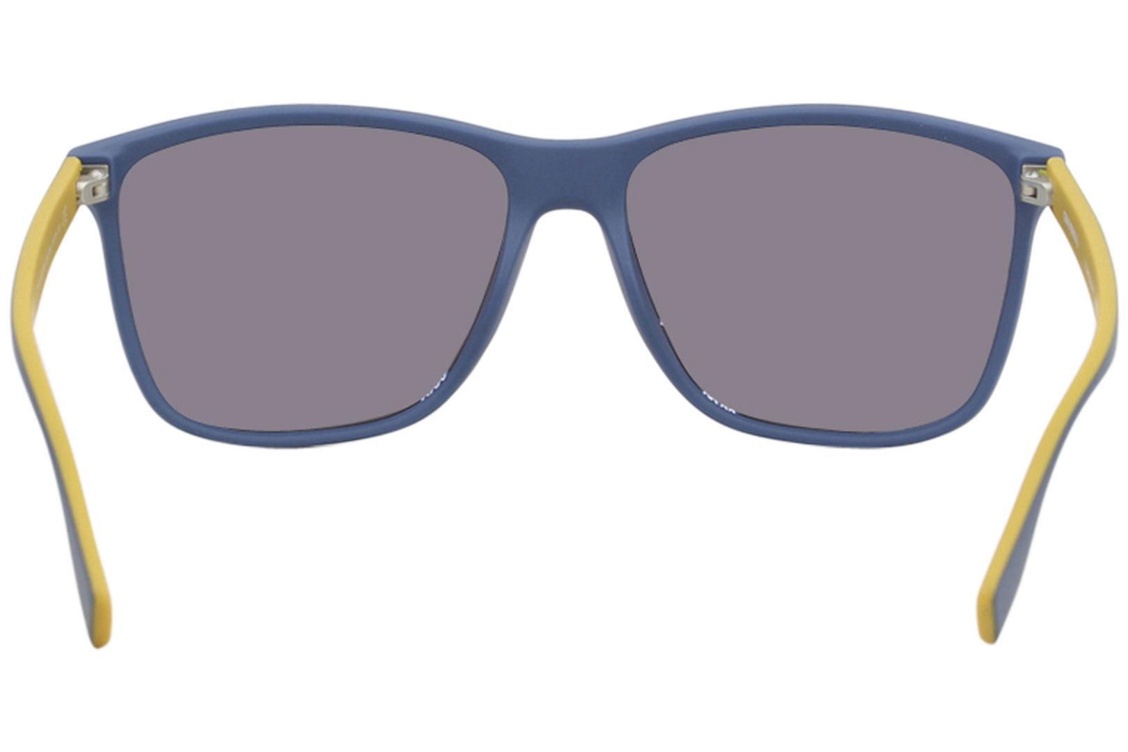 dca426c74c0 Converse Men s SCO050 SCO 050 Polarized Fashion Rectangle Sunglasses by  Converse. Touch to zoom
