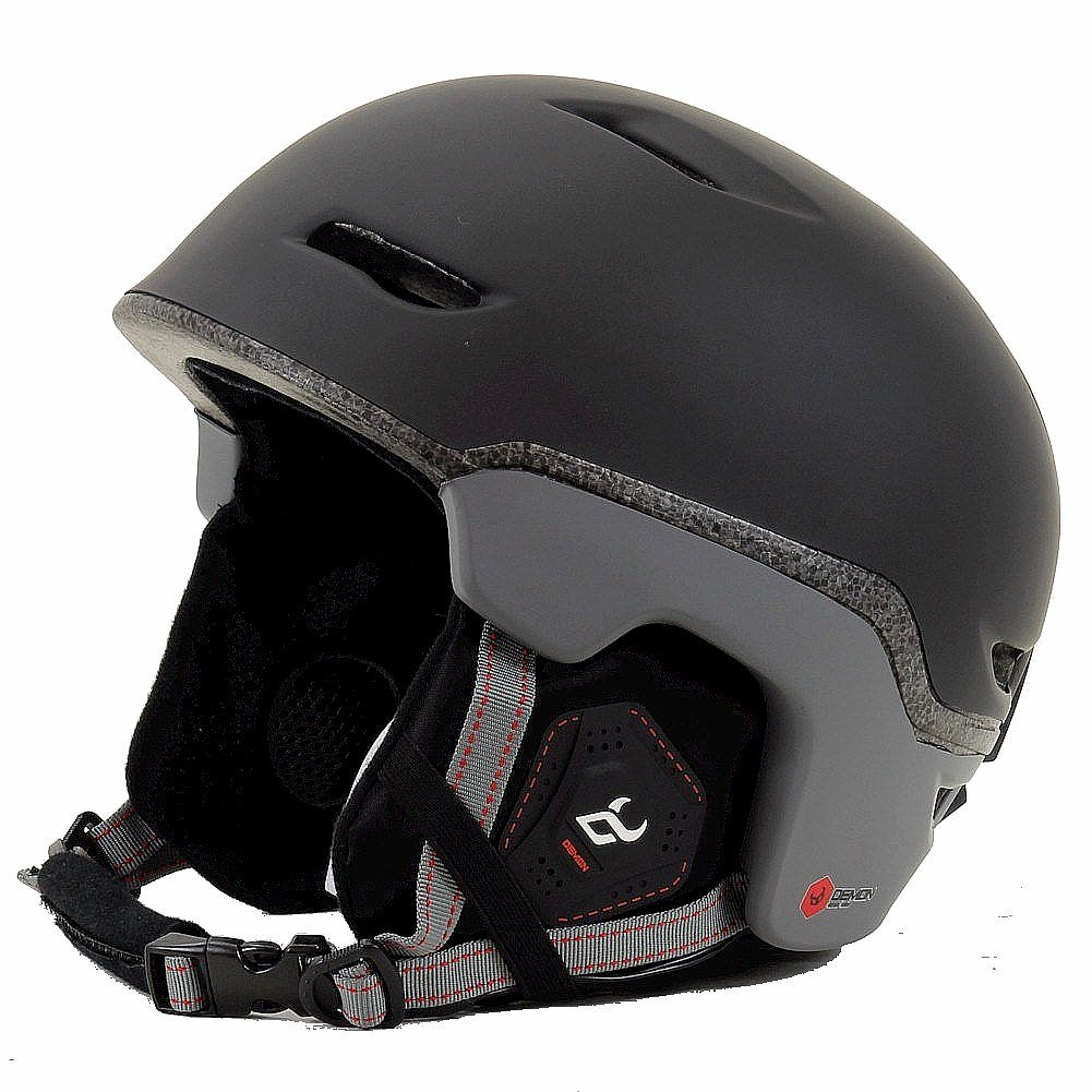 Image of Demon Multi Sport Protection Switch Audio Helmet - Black - Small