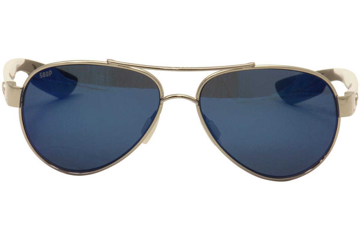 d1a1b7d66055b Costa Del Mar Men  Loreto Polarized Sport Pilot Sunglasses by Costa Del Mar