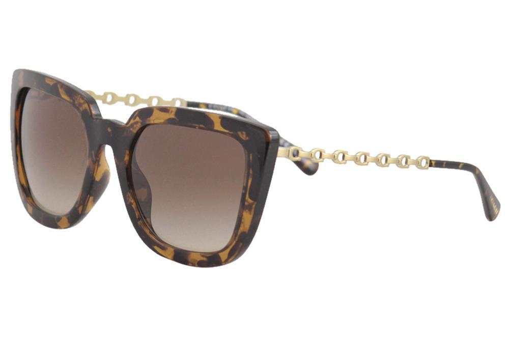 192d1e49ebef Coach Women's HC8258U HC/8258/U Fashion Square Sunglasses