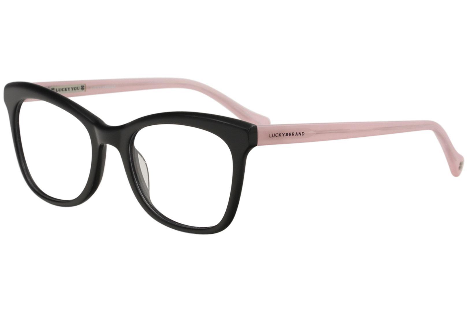 e1d9b68561f0 Lucky Brand Men s Eyeglasses D203 D 203 Full Rim Optical Frame