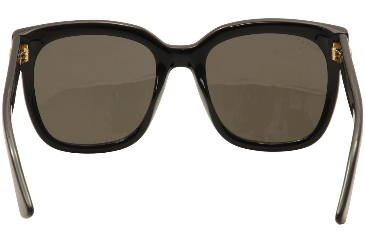 3822a7fb1bb0d Gucci Women s GG0034S GG 0034 S Sunglasses
