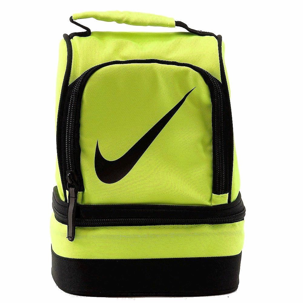 Nike Contrast Insulated Tote Lunch Bag