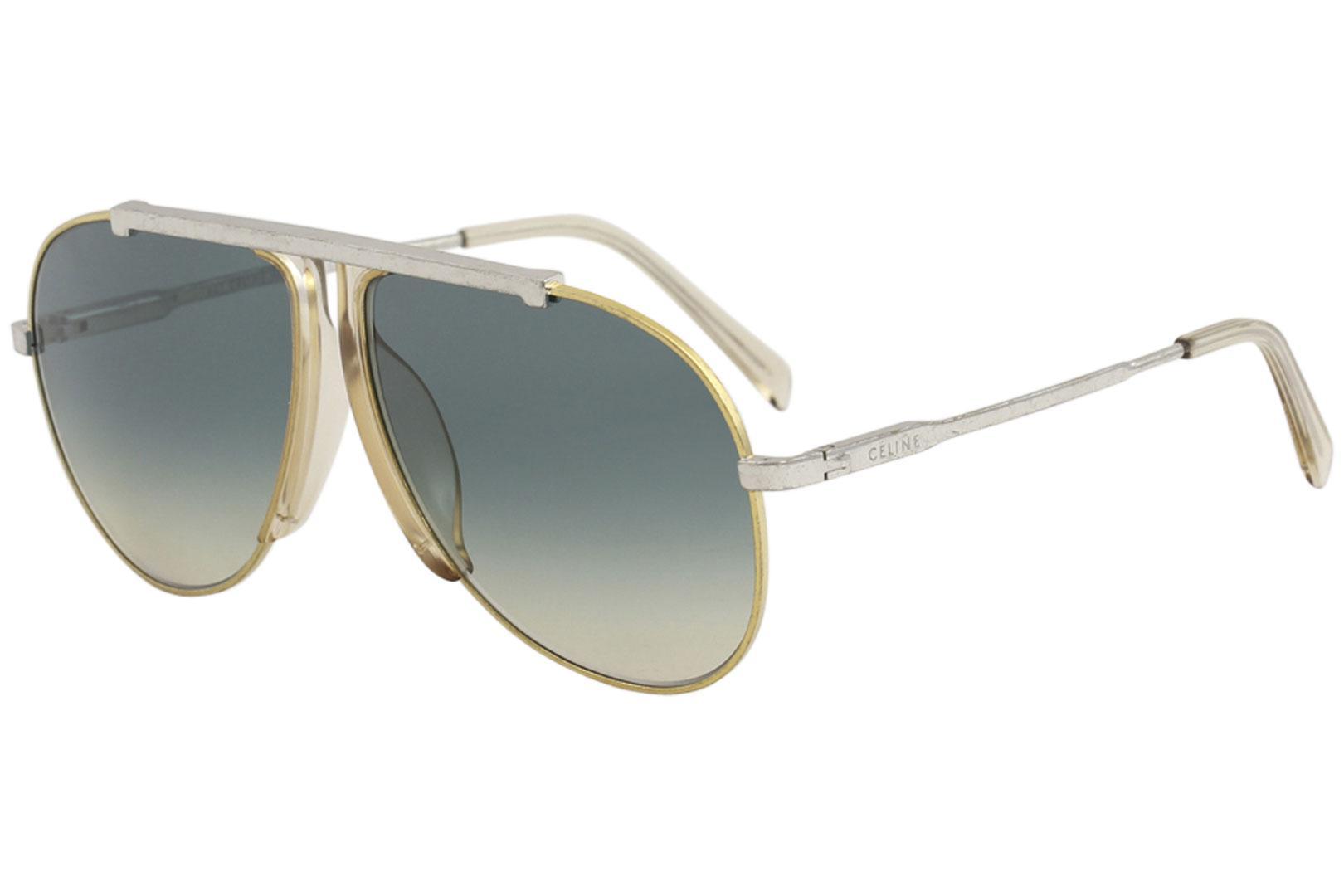 698dde1f0bb Celine Womens CL40026I CL   40026   I Fashion Pilot Sunglasses