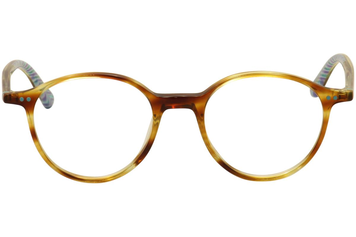 f5ac4fa17010 Etnia Barcelona Vintage Collection Eyeglasses Pearl District Optical Frame