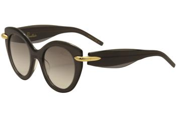 Pomellato Women's PM0004S PM/0004/S Fashion Sunglasses UPC: