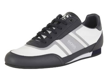 Hugo Boss Men's Lighter Memory Foam Low-Top Sneakers Shoes
