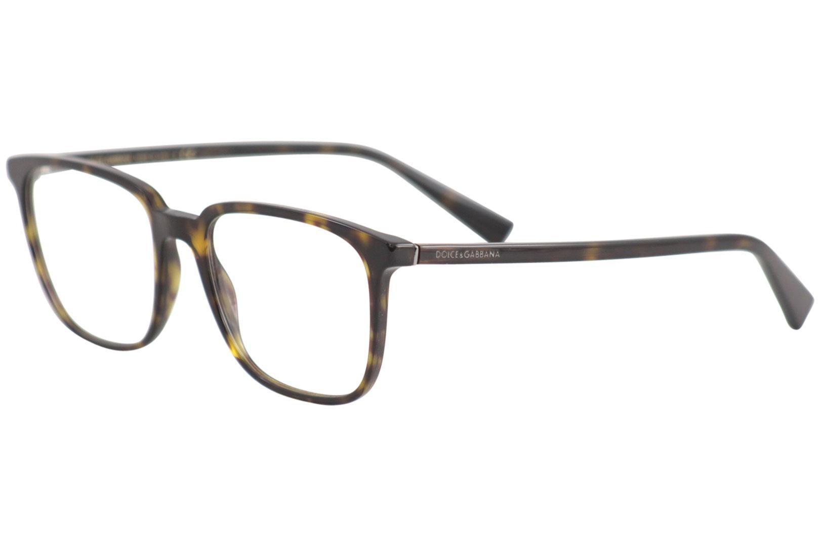 016794c044c9a7 Dolce   Gabbana Eyeglasses D G DG3298 DG 3298 502 Havana Optical ...
