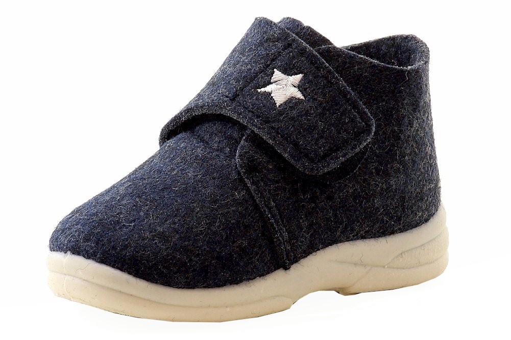 Image of Skidders Baby Toddler Boy's Desert Sneakers Shoes - Blue - 10; Fits 3 Years