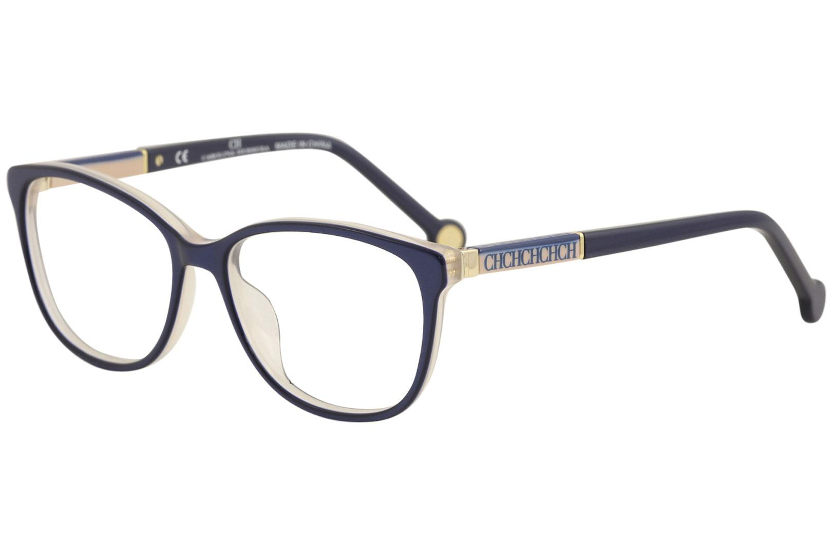 939d676e93b CH Carolina Herrera Women s Eyeglasses VHE734K VHE 734K Full Rim Optical  Frame