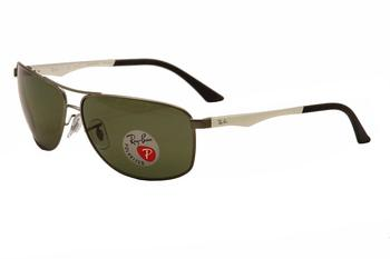 Ray Ban Men's RB3506 RB/3506 RayBan Pilot Sunglasses