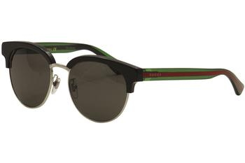 Gucci Women's GG0058SK GG/0058SK Fashion Sunglasses UPC: